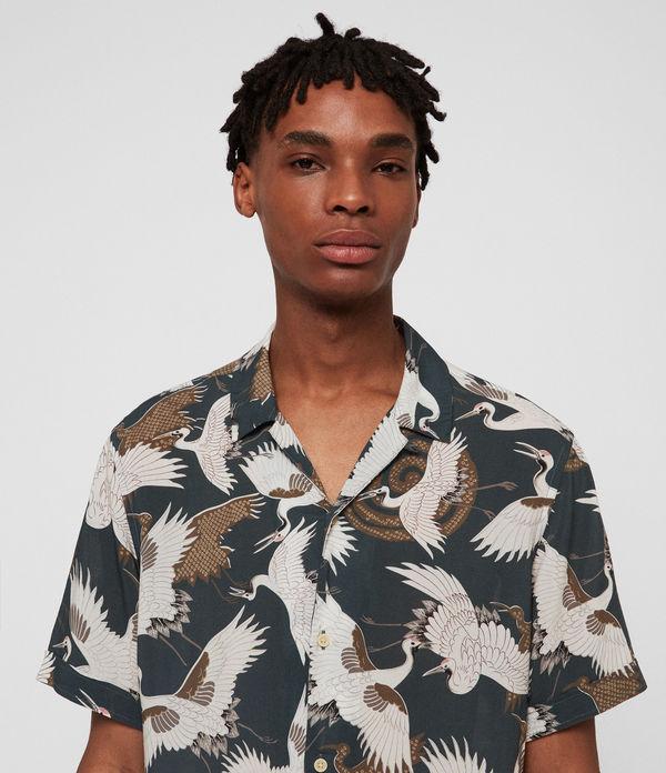 4ac5a1ce317d1 ALLSAINTS US: Men's Shirts, Shop Now.