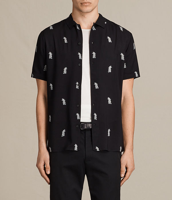 Pine Short Sleeve Shirt