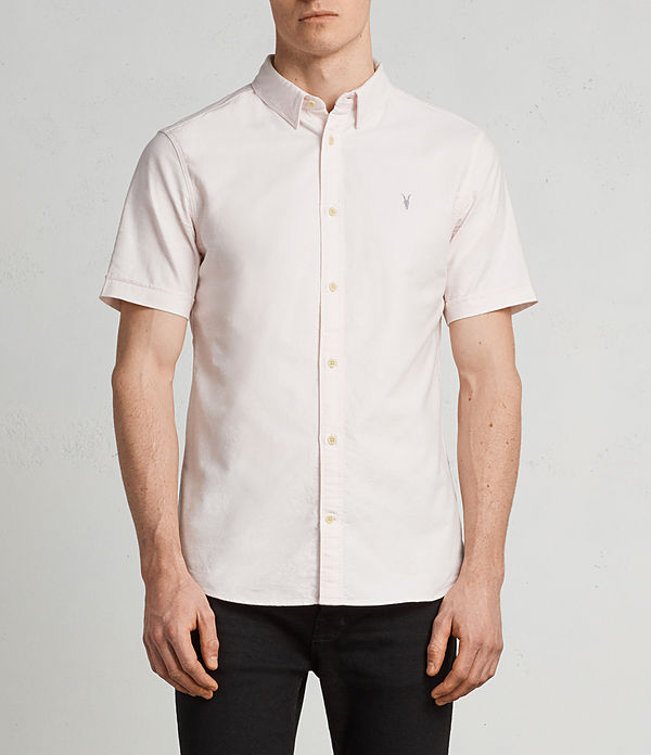 hungtingdon short sleeve shirt