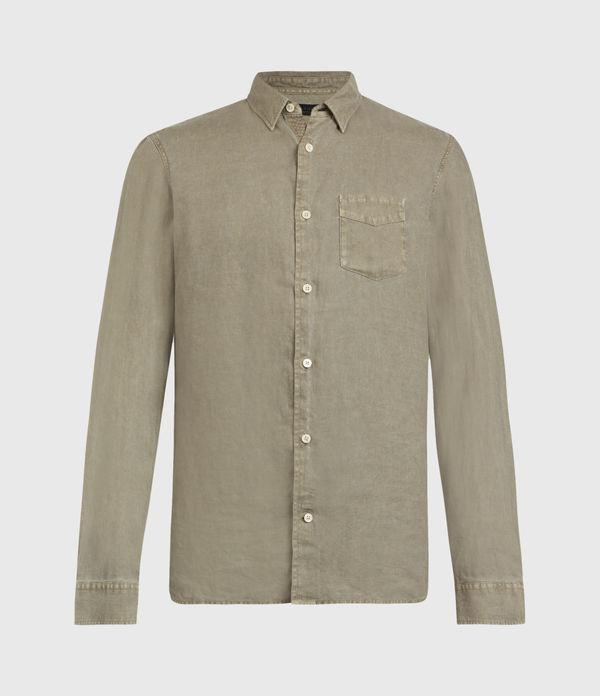 Gilles Linen Shirt