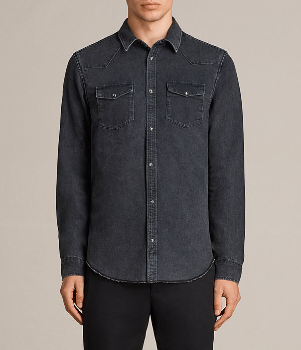 Burbridge Denim Shirt
