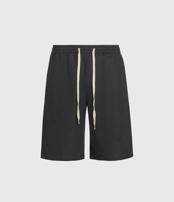 Adra Linen Blend Shorts