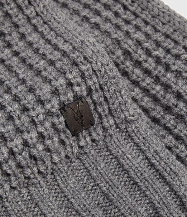 Thermal Wool Blend Scarf