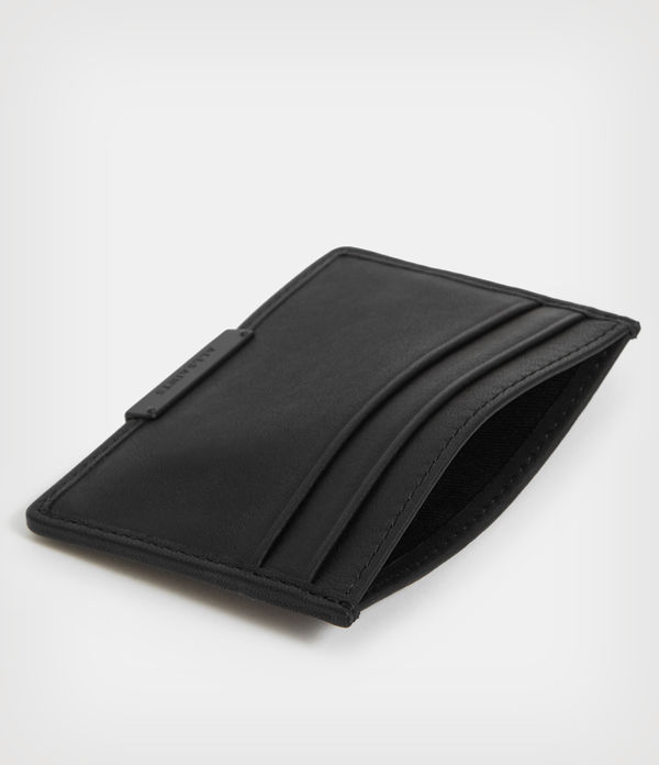 Dove Leather Cardholder