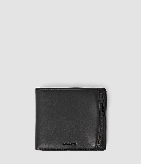 havoc leather wallet