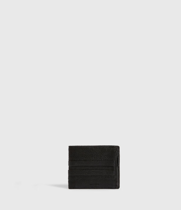 havoc leather biker wallet