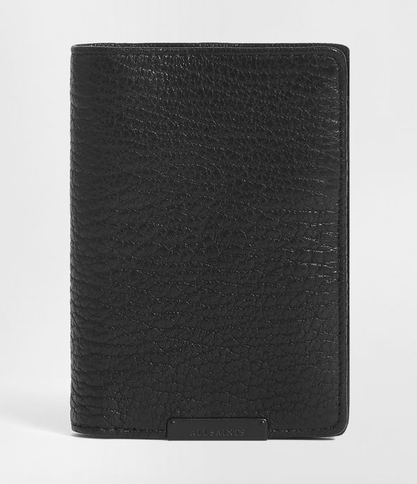 state leather wallet