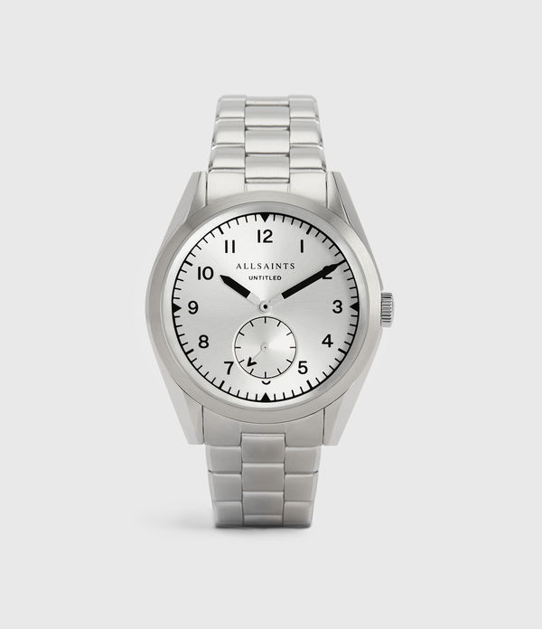 Untitled VI Stainless Steel Watch