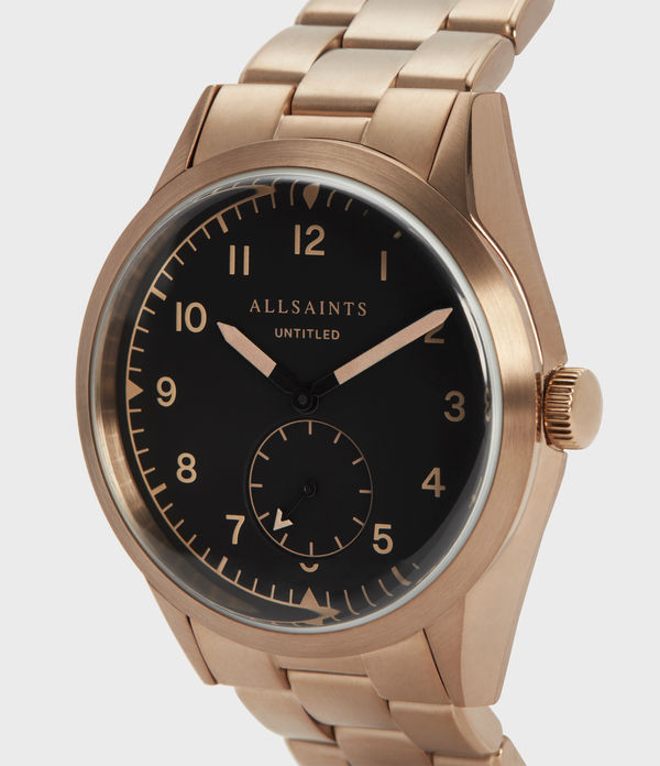 Untitled VII Khaki Stainless Steel Watch