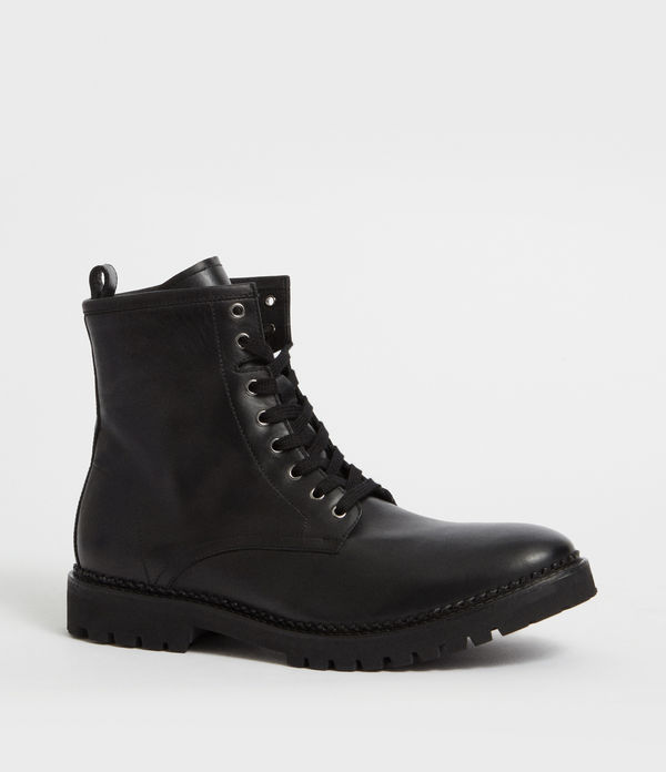 Boots Intelligent Mens All Saints Boots 9 Clothing, Shoes & Accessories