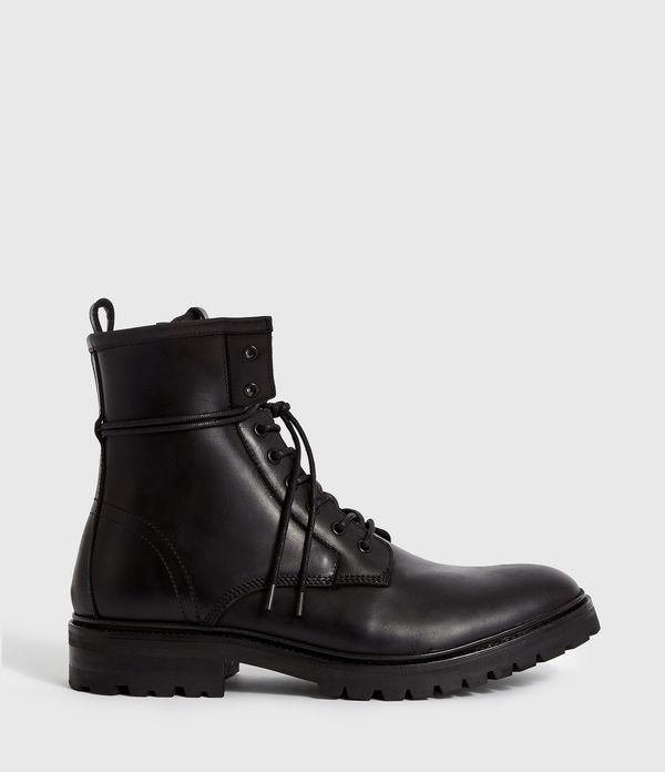 Olin Leather Boots