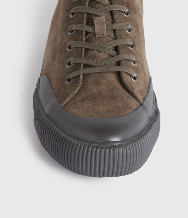 Dumont Low Top Suede Trainers