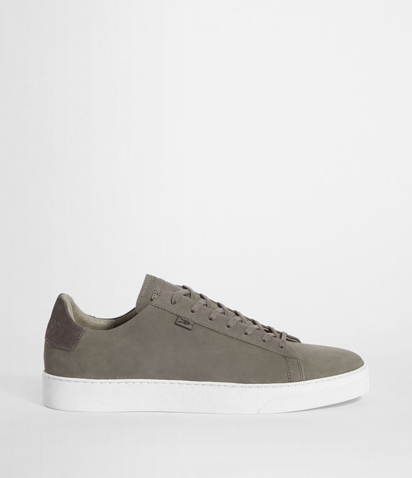 zapatillas de ante sol low top