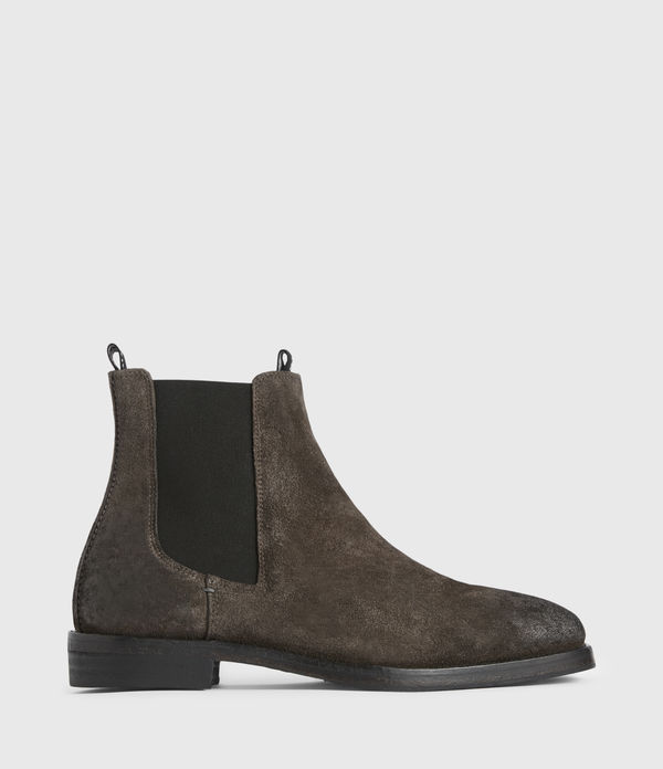 Eli Suede Boots