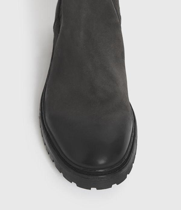 Nobel Two Nubuck Boots
