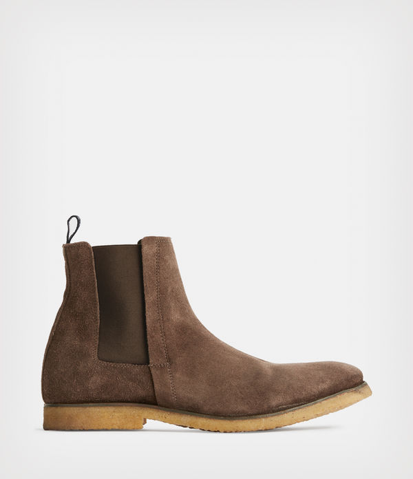Bottines en Daim Rhett