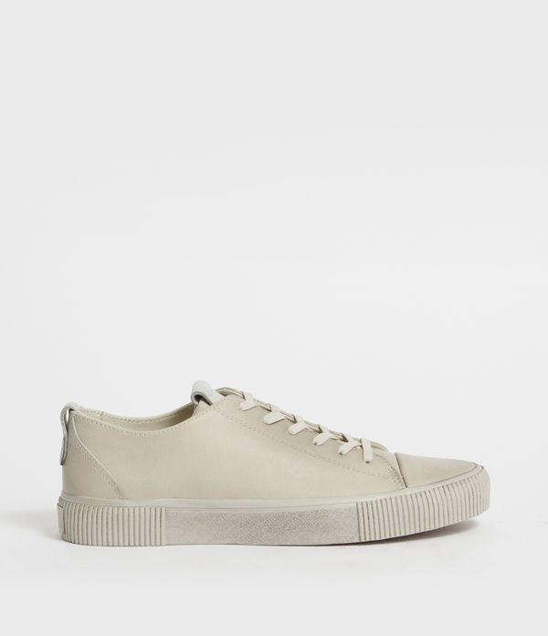 Tenis en Piel Base Low Top