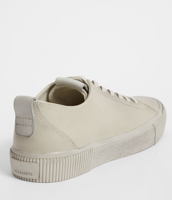 Zapatillas de Piel Base Low Top