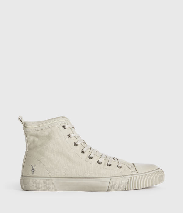 Rigg Ramskull High Top Trainers