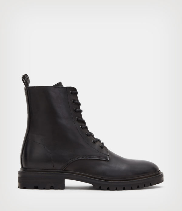 Tobias Leather Boots