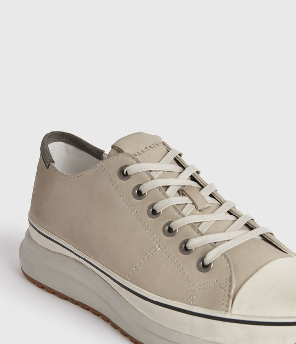 Brady Low Top Leather Trainers