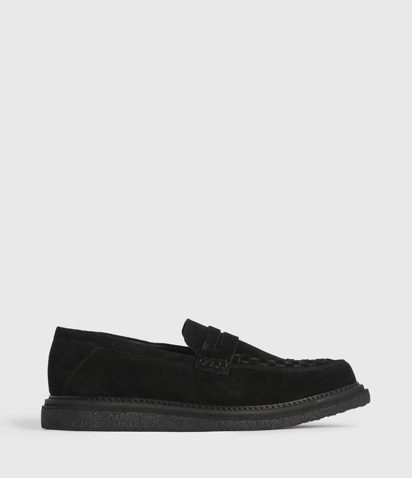 Max Suede Loafers