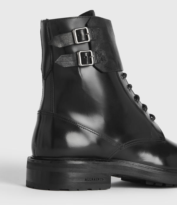 Beckworth Leather Boots