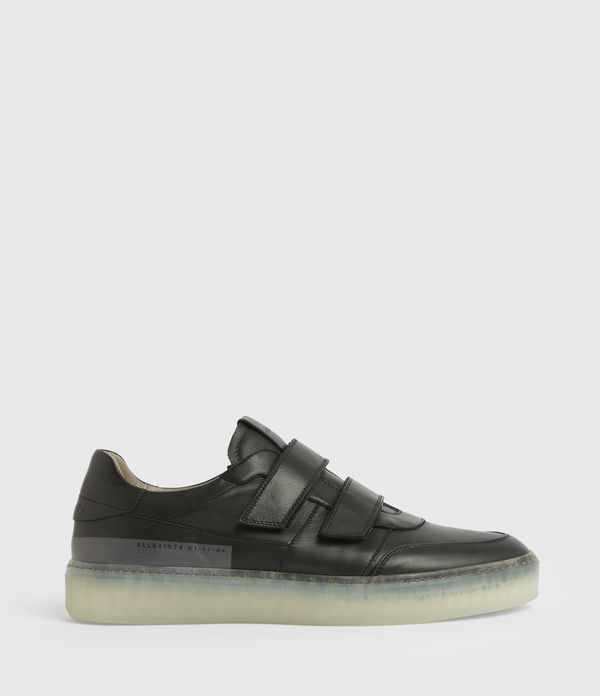 Jonah Low Top Leather Sneakers
