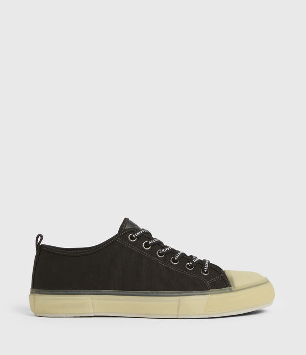 Jaxon Low Top Canvas Sneakers