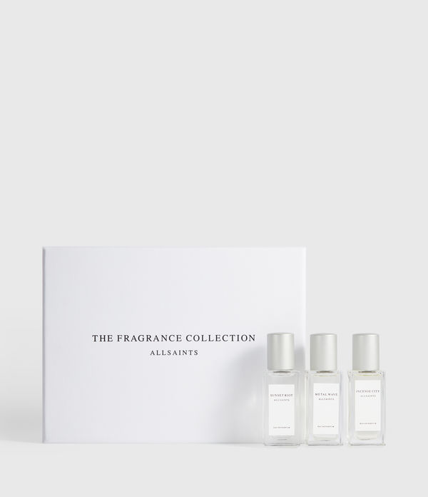 travel fragrance discovery set, 15ml
