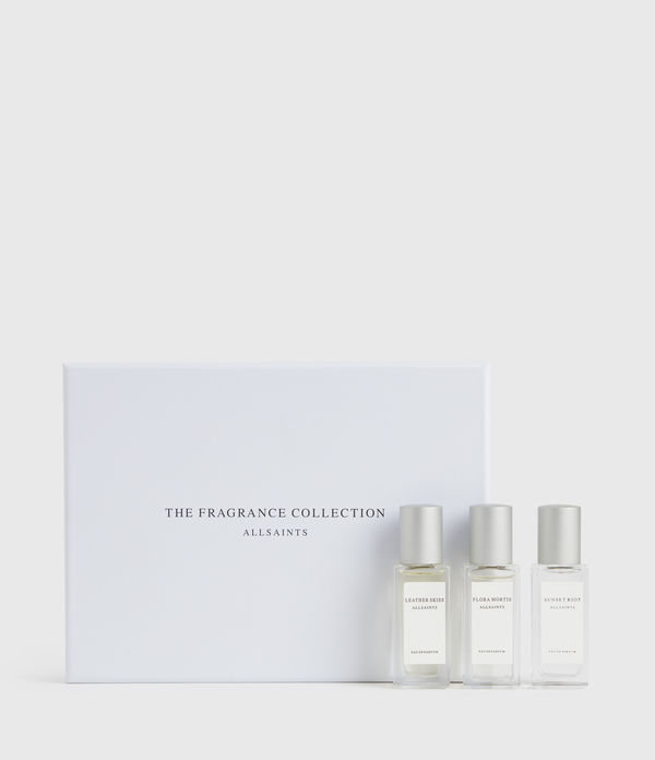 allsaints travel spray set, 15ml