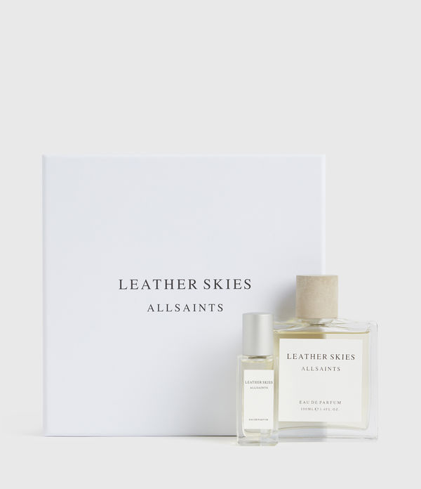 Leather Skies Gift Set