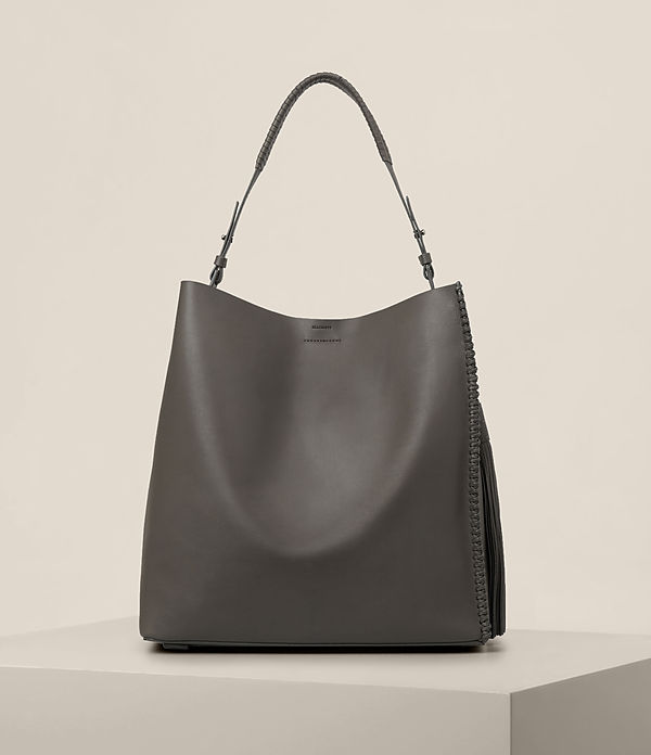 allsaints female 45906 allsaints pearl hobo bag