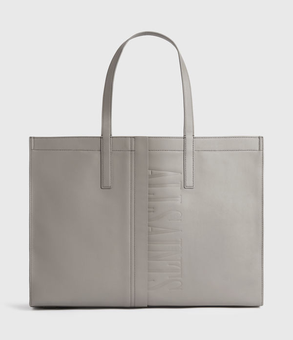Rochelle East West Leather Tote Bag