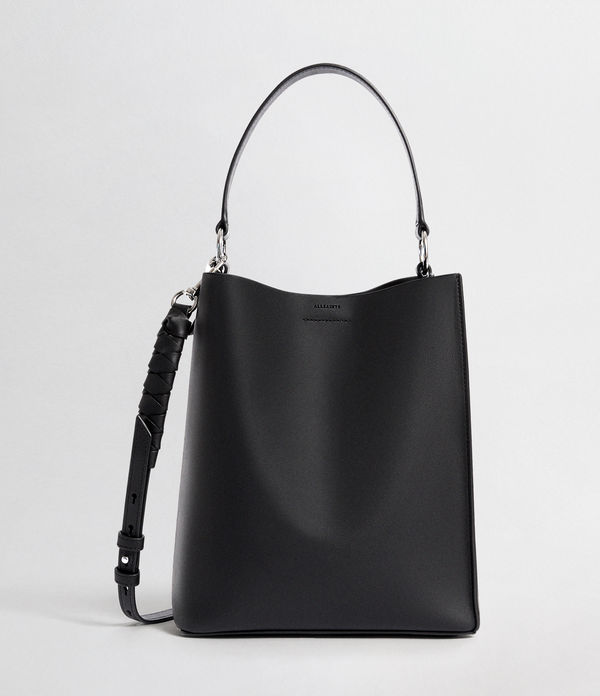 Voltaire Leather Small North South Tote