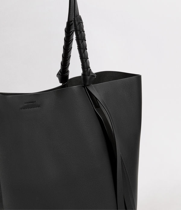 Voltaire Leather East West Tote Bag