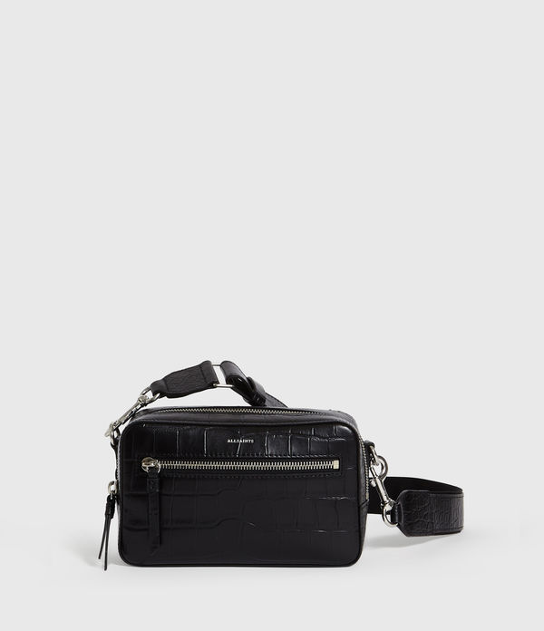 Polly Leather Bumbag Crossbody Bag