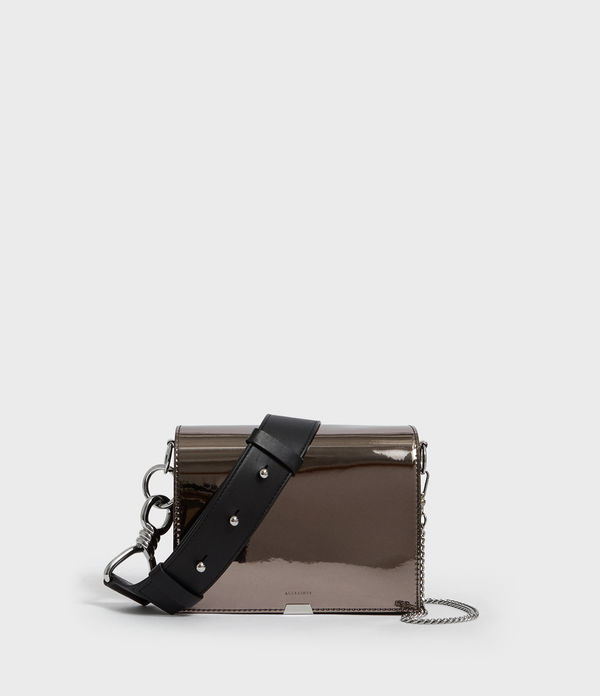 Captain Mirror Shoulder Bag
