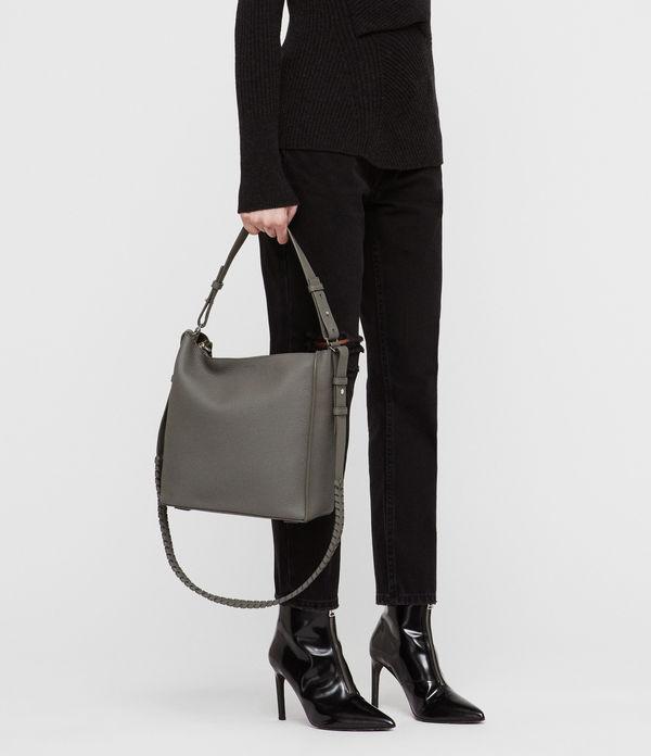 Kita Leather Crossbody Bag