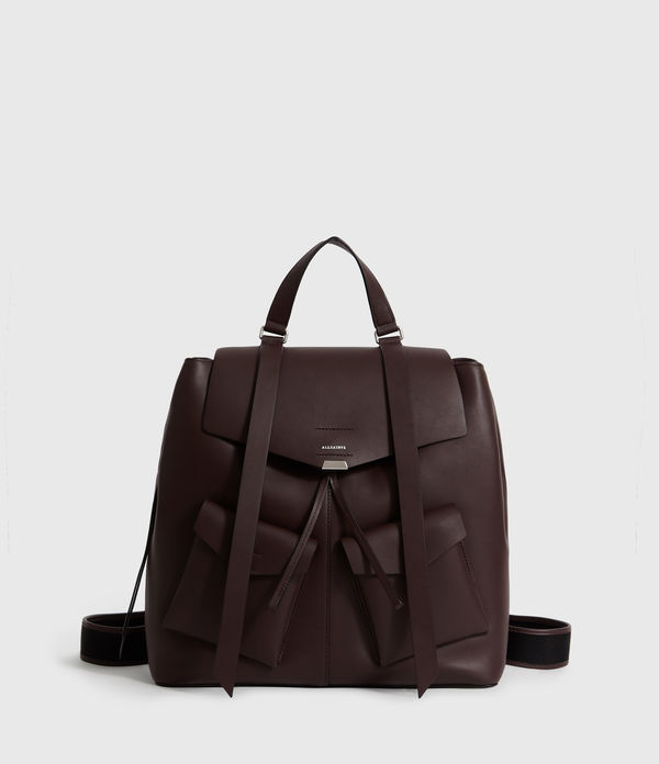 Darcy Leather Backpack