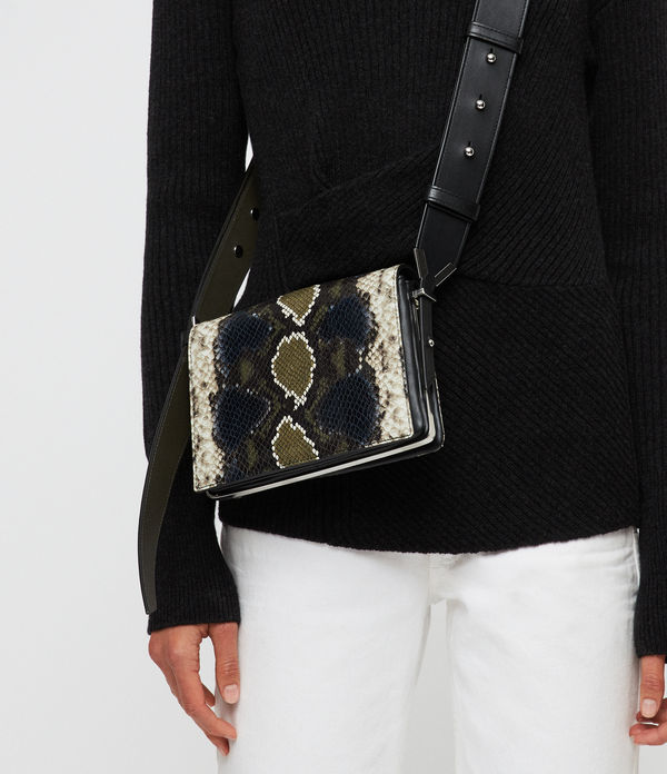 Versailles Small Leather Shoulder Bag