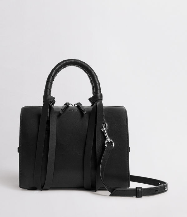 Voltaire Leather Small Bowling Bag