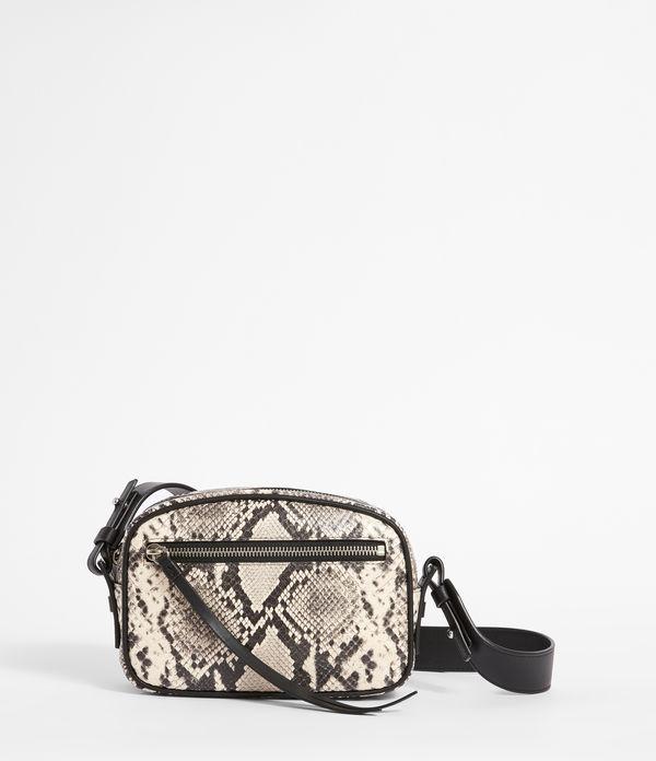Sliver Suede 2-In-1 Bumbag Crossbody Bag