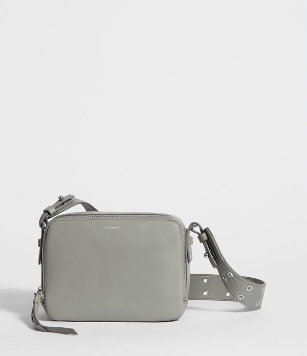 Sid Leather Bumbag Crossbody Bag
