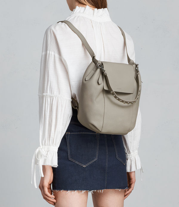 Suzi Leather Backpack