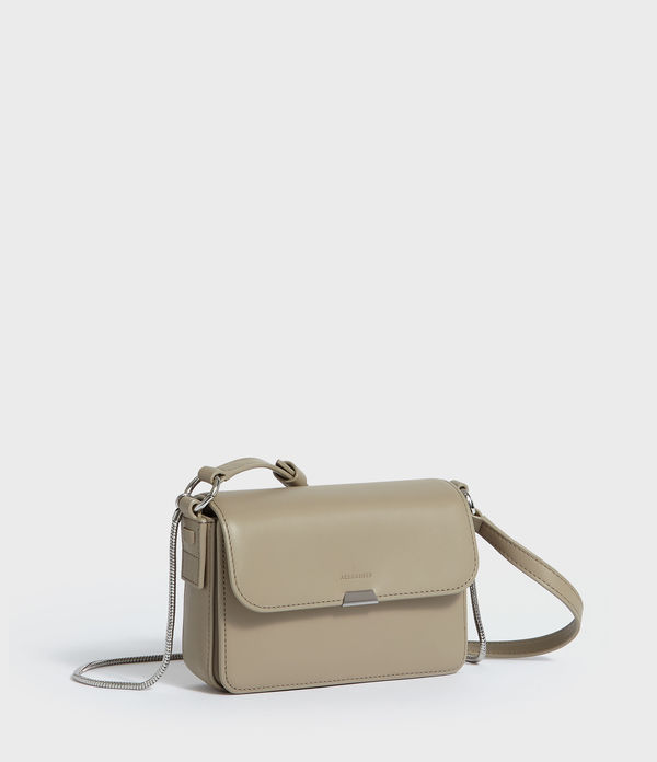 Bolso de Piel Captain Flap Mini