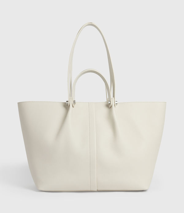 Allington Leather East West Tote Bag