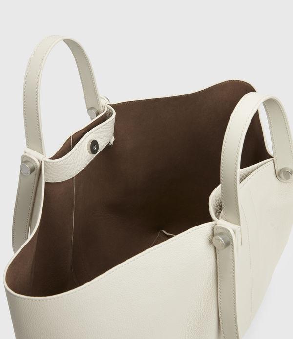 Allington Leather East West Tote Bag