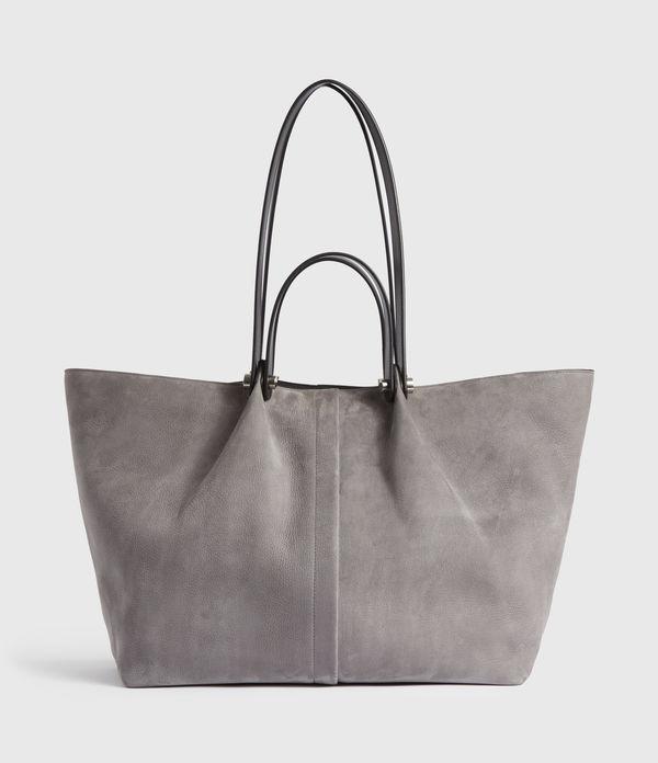 Allington Suede East West Tote Bag