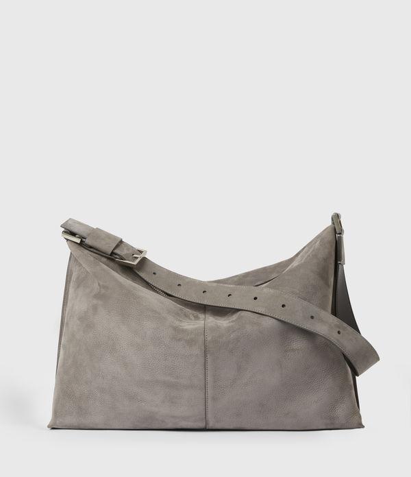 Edbury Nubuck Shoulder Bag